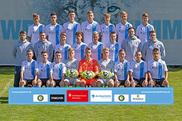 U16-Junioren 2019/2020