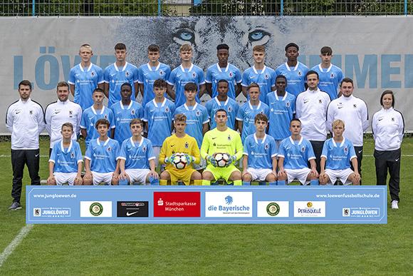 U16-Junioren 2020/2021