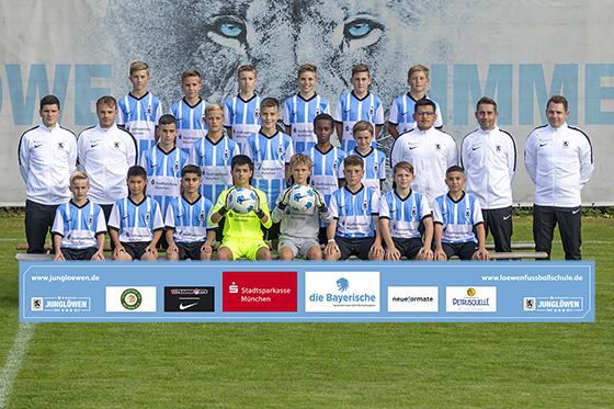 U13-Junioren 2021/2022