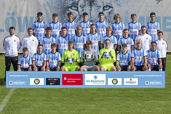 U16-Junioren 2021/2022
